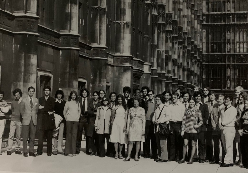 The class of 1975
