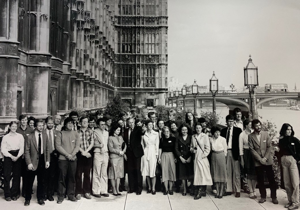 The class of 1981