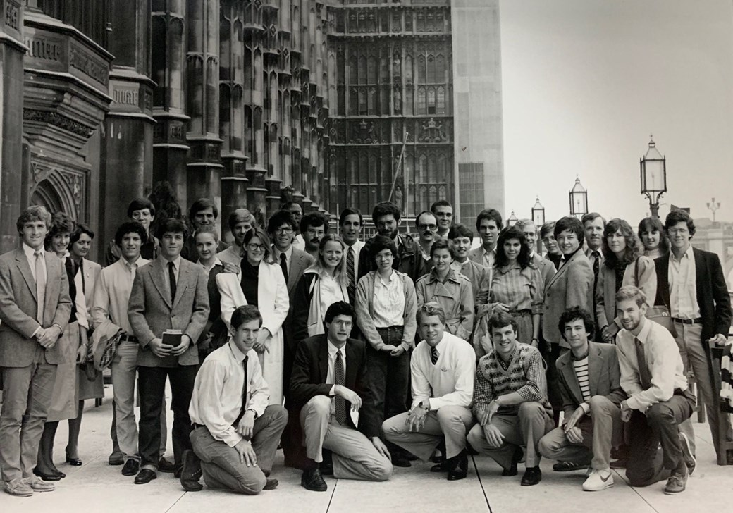 The class of 1983