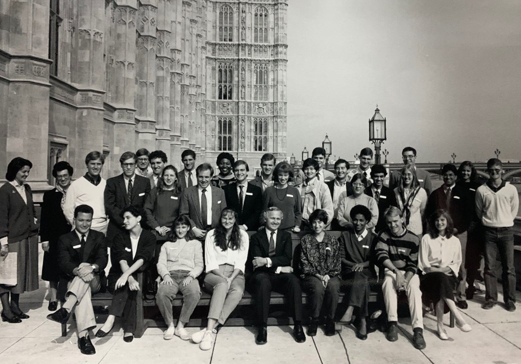 The class of 1986