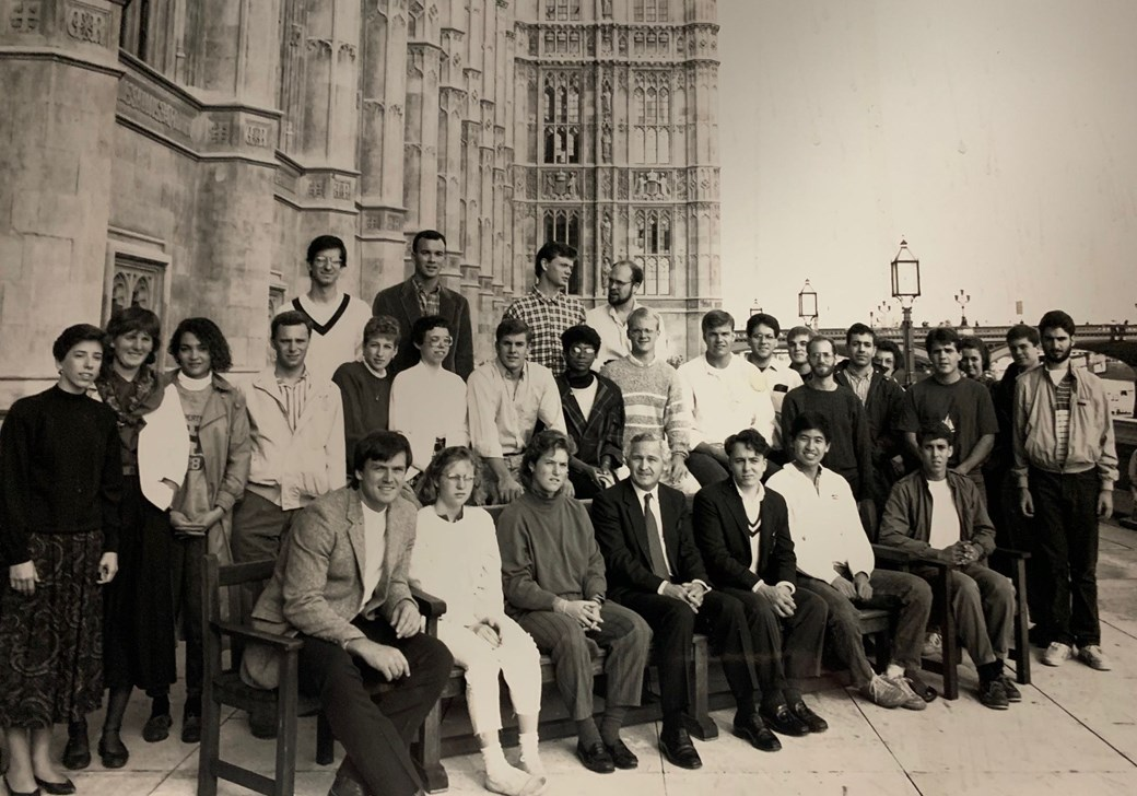The class of 1988