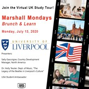 University of Liverpool Flyer